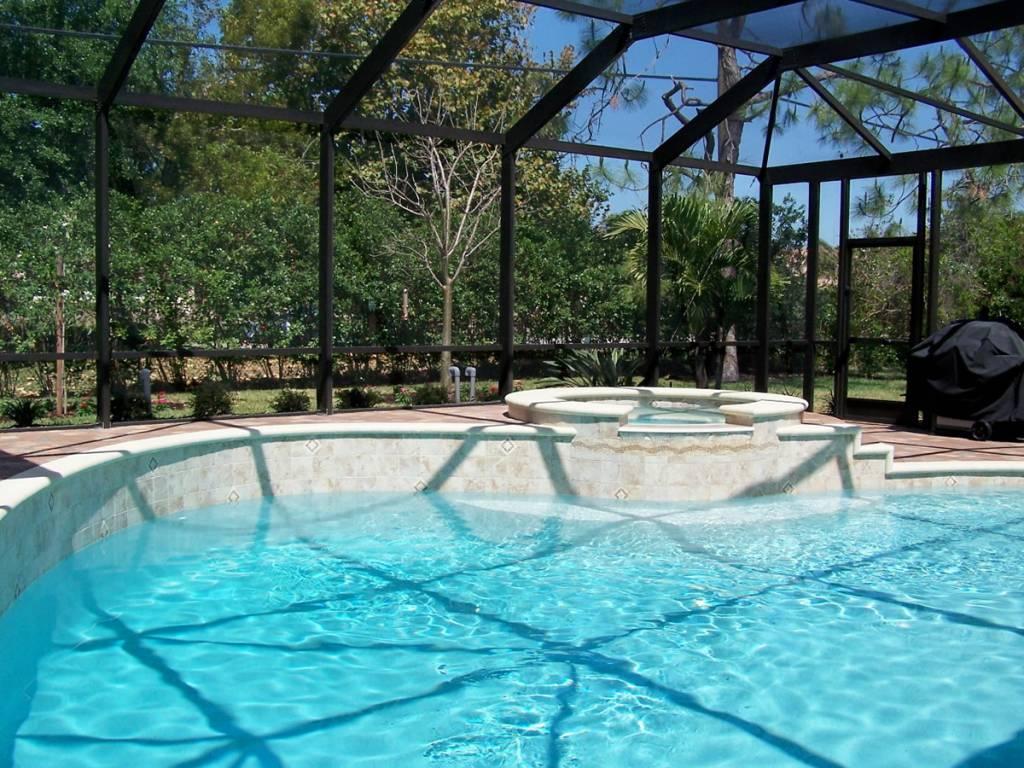 Inground Pool Naples Inground Swimming Pool Construction